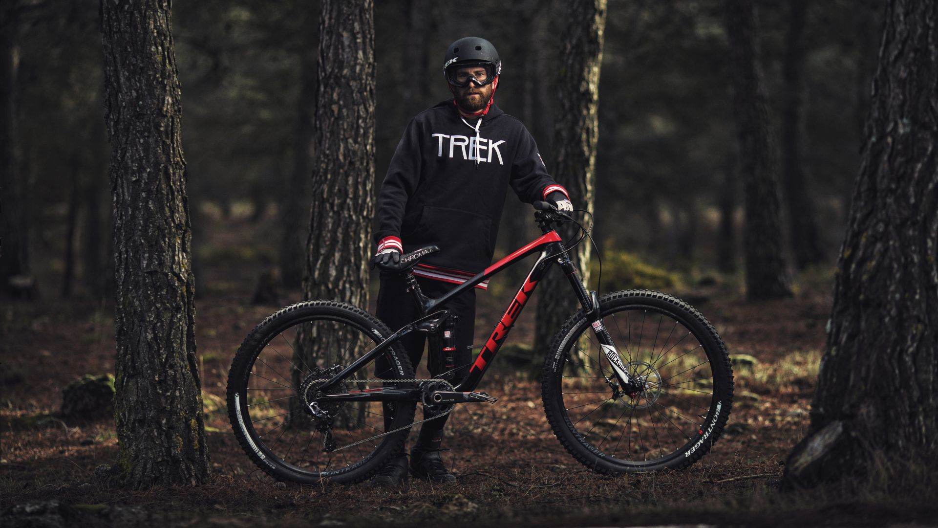 Knoxville CBC Featured Bike of the month Trek Remedy
